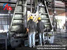 bent axle shaft,3 ton hydraulic closed die forging hammer