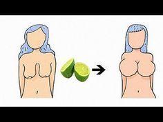 Usando Un Limón De Esta Manera, Podrás Levantar Tus Pompis Y Busto Caído - YouTube