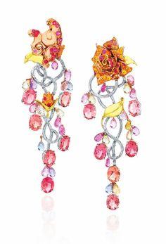 Anna Hu earrings...♡