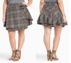 "Torrid ""Outlander"" Claire Fraser Plaid Tartan Skirt Kilt Womens Plus Sizes 12-26 | Clothing, Shoes & Accessories, Women's Clothing, Skirts | eBay!"