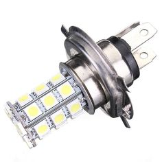 Xenon H4 9003 5050 27-SMD LED Bulb Fog DRL High Beam Headlight  Worldwide delivery. Original best quality product for 70% of it's real price. Buying this product is extra profitable, because we have good production source. 1 day products dispatch from warehouse. Fast & reliable...