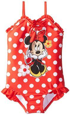 Minnie Mouse Little Girls'  Minnie 1 Piece Swimsuit, Multi, 3T Minnie Mouse http://www.amazon.com/dp/B00I2SRGSQ/ref=cm_sw_r_pi_dp_H7spub1CP7WV0