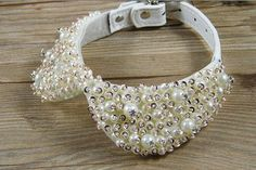 Fashion Pearl Rhinestone Crystal Necklace for Pet Cat Collar Dog Queen Luxury Collar Princess Pet Pearl Necklace Bow Tie - Tap the pin for the most adorable pawtastic fur baby apparel! You'll love the dog clothes and cat clothes! Crystal Necklace, Crystal Rhinestone, Diy Dog Collar, Dog Clothes Patterns, Dog Necklace, Collar Necklace, Dog Collars & Leashes, Dog Leash, Cheap Necklaces