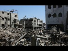 Israel Gaza Attack : Schools in Gaza hit by Israeli Attacks And Blends I...