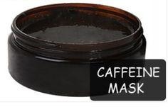 ✳️ DIY: Caffeine Coffee Mask For Puffy Eyes ✳️