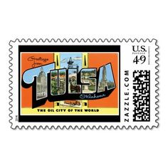 >>>Low Price Guarantee          Greetings from Tulsa Oklahoma Stamps           Greetings from Tulsa Oklahoma Stamps We have the best promotion for you and if you are interested in the related item or need more information reviews from the x customer who are own of them before please follow the...Cleck Hot Deals >>> http://www.zazzle.com/greetings_from_tulsa_oklahoma_stamps-172136729390166995?rf=238627982471231924&zbar=1&tc=terrest