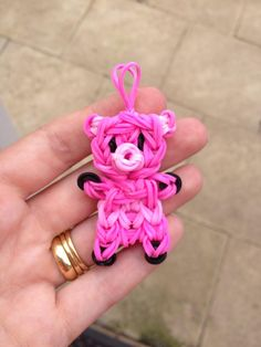 Sent in by Jenna Jones #looming #loombands