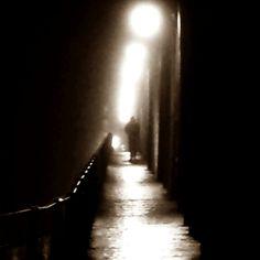 Misty bridge. ©Ann-Jorunn Jentine Aune