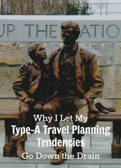 Why I Let My Type-A Travel Planning Tendencies go down the Drain