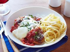 Chicken Parmesan ~ Tyler Florence