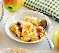 jablka pod kruszonka