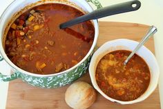 The best Chili Con Carne I ever ate was from my high school cafeteria. I know that seems impossible, but it was soooo yummy. I have told you that I am a bit of an odd duck. I think that everyone el...