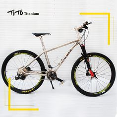 TiTo 142-42 rear axle titanium alloy MTB bike 26 27.5 wheelset M8000 suits 22or33 Speed Ultralight 10.97 KG titanium bicycle