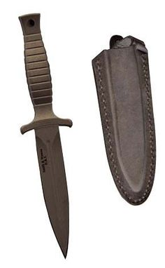 Smith & Wesson Knives HRT Boot Knife SWHRT9B MILITARY KNIVES CAMPING TOOLS MILITARY WEAPONS $27.55