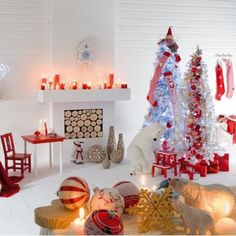 Image detail for -Modern Christmas Interior Decorating Idea on Tiwule Home Decor » Home ...