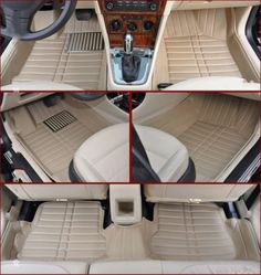Car Floor Mats & Car Mats Ultimate Custom Fit Full Surrounded Floor Liner for Jeep Grand Cherokee -Multicolor