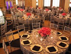 Suzanne Rogers presents Marchesa - Event design by McNabb Roick Events #carlu