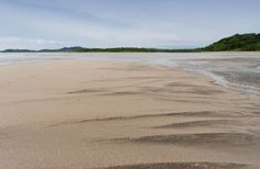 Looking to the north to Playa Grande from Tamarindo
