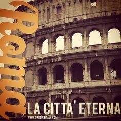 Roma: La città eterna. #colosso #colosseum #roma #rome #historic #monument #storia #antichità #ancient #romans #roman #heritage #caesar #romana #vacation #tourism #arches #archi #italy #italia #italian #history