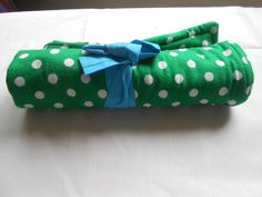 Portable Baby Changing Mat- Travel Changing Pad, Baby Nap Mat, Baby Travel Pad - pinned by pin4etsy.com