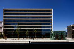 Imagem 1 de 21 da galeria de Campus da Justiça - Parcela Sul  /  Frederico Valsassina Arquitectos. Fotografia de Fernando Guerra | FG+SG