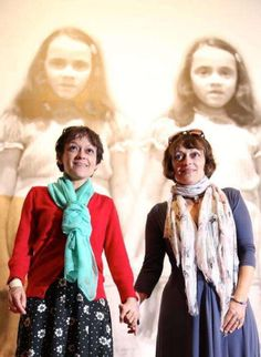Then and now, the Grady sisters - @Shining_twins