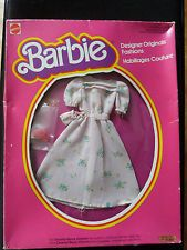 Barbie designer originals 1980 fashion #8231 rare France only ( Chantal GOya )