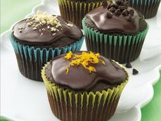 Truffle Lover's Cupcakes