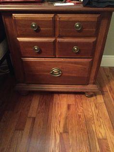 refinished bedroom furniture on pinterest large dresser