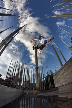 Perspective #Hardflip #Skate  Great shot! great shot