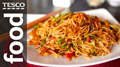 Ken Hom shows us how to make the takeaway classic Chow Mein, perfect for ringing in the Chinese new year.