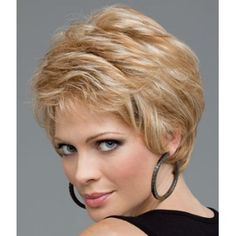 Tina by Envy - monofilament top + lace front