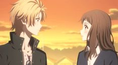 "This is from the anime "" Itsudatte Bokura no Koi wa 10 cm Datta."" The couple in the gif is Miou Aida and Haruki Serizawa. Koi, Slice Of Life, Vocaloid, Zutto Mae Kara, Shoujo Ai, Honey Works, Fruits Basket Anime, My Romance, Anime Gifts"