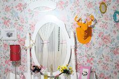 vivy's moda: Cabeça de Alce na decoração