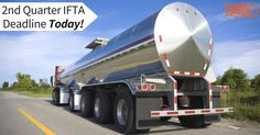 DEADLINE TODAY: Generate your IFTA report with TruckLogics!