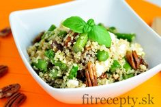 Pestrý quinoový šalát - FitRecepty