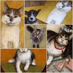 #catart#catsofinstagram #instadogs#dogart#puppyeyes #mansbestfriend #dogsoninsta #petartist#doglover…