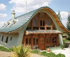 Resultado de imagen de casas ecológicas autosustentables