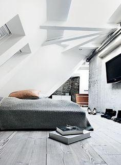 bedroom // by Mark Nine