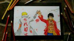 Naruto to luffy