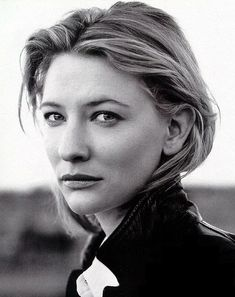 ACG: This one is of Cate Blanchett. Beautiful, but not too feminine. Shows a serious side, too.