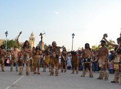 Cultura otomí y hñahñú, en Feria de Ixmiquilpan