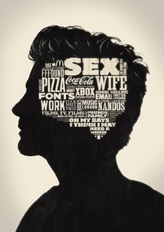 Sex & Wife is two biggest things inside a man's brain - quite accurate !