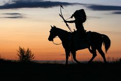 Native American Indian Chief On Horseback At Sunset - Art Print Sunset Canvas, Sunset Art, Sunset Wallpaper, Wallpaper Backgrounds, Bow Wallpaper, Wallpapers, Cannabis, Horse Therapy, Thing 1