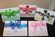 Bright Note Cards by SuSuzTreasures on Etsy, $15.00