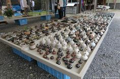 The torrential downpours that hit Kyushu last week have had a major impact on Koishiwaratsuzumi in Toho, Asakura City, an area renowned for its production of pottery and ceramics. The area is no lo… Kyushu, Japan News, Fukuoka, Industrial, Pottery, Ceramics, City, Ceramica, Ceramica