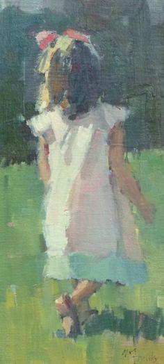 Nancy Franke, Musings on Painting,  LOVE