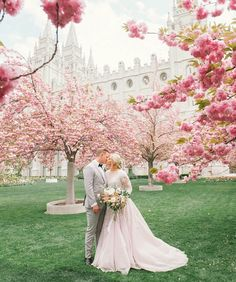modest wedding dress with long sleeves from alta moda bridal (modest bridal gowns) photo by Rebekah Westover