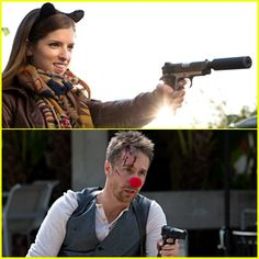 Anna Kendrick Falls in Love with an Assassin in 'Mr....: Anna Kendrick Falls in Love with an Assassin in 'Mr. Right'… #AnnaKendrick