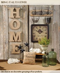 The Country House online store for decor